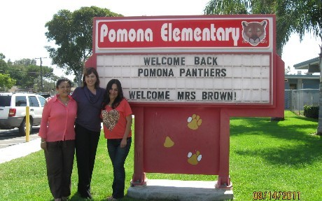 Pomona Admin team - here to protect and serve!